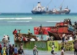Пираты несут первые потери: три их корабля пошли на дно