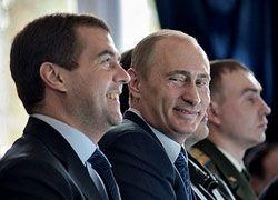 Путин - фактический лидер России?