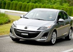 Новую Mazda3 показали в Лос-Анджелесе