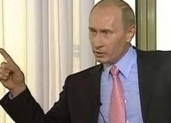 Путин идёт во все стороны