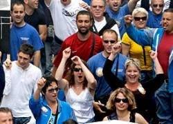 Франция погрузилась в забастовки