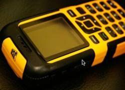 JCB Toughphone - самый прочный в мире мобильный телефон