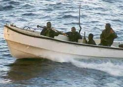 В руках сомалийских пиратов находятся 14 кораблей и 280 моряков