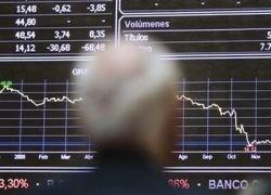 Фондовые индексы Европы упали до уровня 2003 года