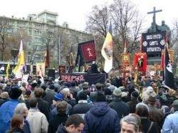 Православные дружины начнут патрулировать улицы уже с 1 декабря