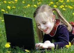 Интернет позволяет детям приобретать социальные навыки