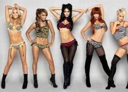 Pussycat Dolls представили коллекцию белья La Senza