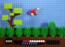 Компьютерные игры из конструктора Lego