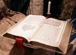 Ученый изрезал старинные книги в Британской библиотеке