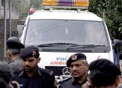 В Пакистане взорвали похоронную процессию