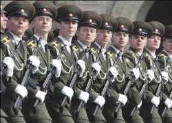 Офицеры будут сопротивляться военной реформе