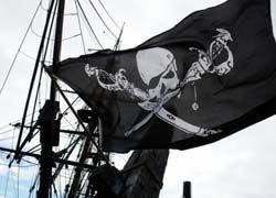 Российский флот будет преследовать пиратов в любой точке Мирового океана