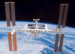 На МКС сломалась солнечная батарея