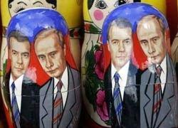 """Путин и Медведев теряют доверие нищающих \""""дорогих россиян\"""""""