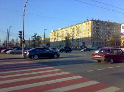 В Москве водитель иномарки расстрелял автобус с пассажирами