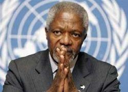 Джимми Картера и Кофи Аннана не пустили в Зимбабве