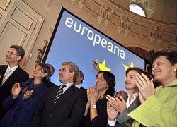 Европейская цифровая библиотека не выдержала наплыва посетителей
