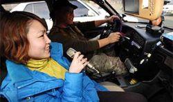 Караоке-кэб – ноу-хау китайского таксиста