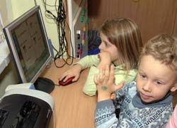 Интернет полезен детям