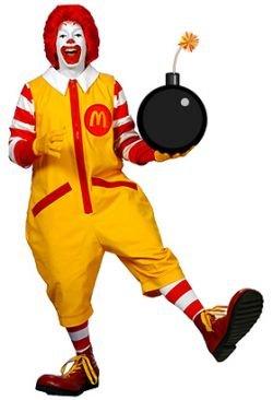 McDonald\'s ответит за появление в интернете фото голой жены посетителя