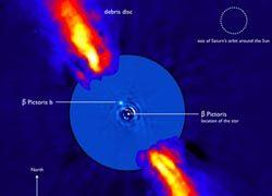 Французские астрономы обнаружили новую экзопланету