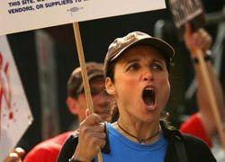 Гильдия киноактеров США пригрозила начать забастовку