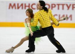 Фигурное катание: Хохлова и Новицкий выиграли Cup of Russia