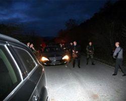 В Грузии обстреляли кортеж Саакашвили и Качиньского