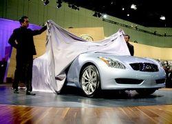 Infiniti готовит убийцу BMW и Lexus
