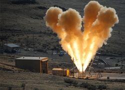 Спасательный двигатель для американского космического корабля Orion