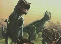 Динозавр доказал, что прошлом все континенты были единым целым