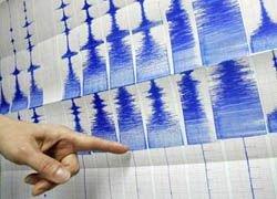В Охотском море произошло сильное землетрясение