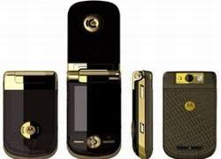 Телефон от Motorola и Cartier: умный luxury-мобильный