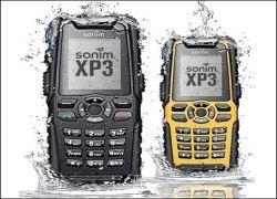 Sonim XP3: новый пылевлагозащищенный телефон