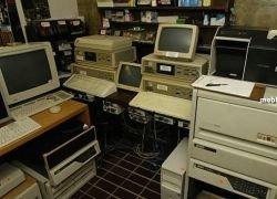 Домашний музей винтажных компьютеров