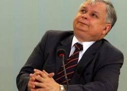 """Поездка Качиньского в Грузию была \""""политической авантюрой\""""?"""