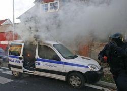 Беспорядки на улицах Чехии