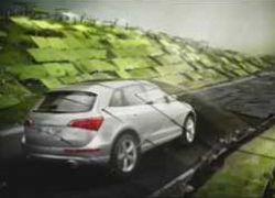 Рекламу Audi Q5 нарисовали сотнями человекопикселей
