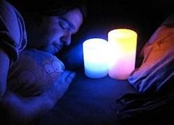 LED Blow On-Off Candles — высокотехнологичная замена свечам
