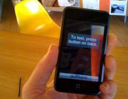 Анализатор дыхания для iPhone для определения степени опьянения