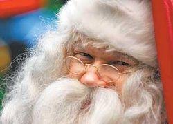 Кризис обрек многих немцев на подработку Санта-Клаусами