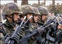 Германия посылает 1400 солдат на борьбу с пиратами