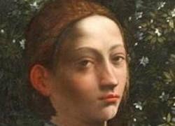 В Австралии обнаружили портрет внебрачной дочери Папы Римского