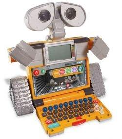 Детский обучающий лэптоп Wall-E