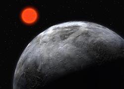 На далёкой планете найден углекислый газ