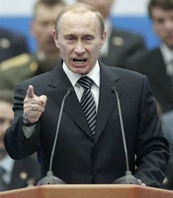 Власть Путина - лишь видимость?