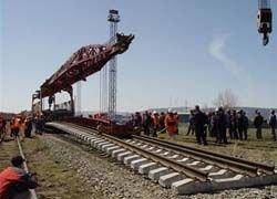 В строительство железной дороги в Европу вложат $4,3 млрд