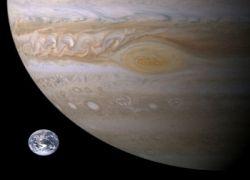 Ядро Юпитера оказалось в два раза больше, чем считали ученые