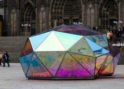 Cityscope - интересная архитектурная инсталляция