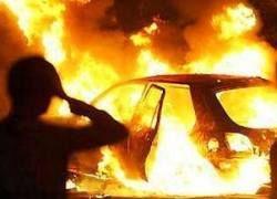 Московские милиционеры вычислили почти полсотни автоподжигателей